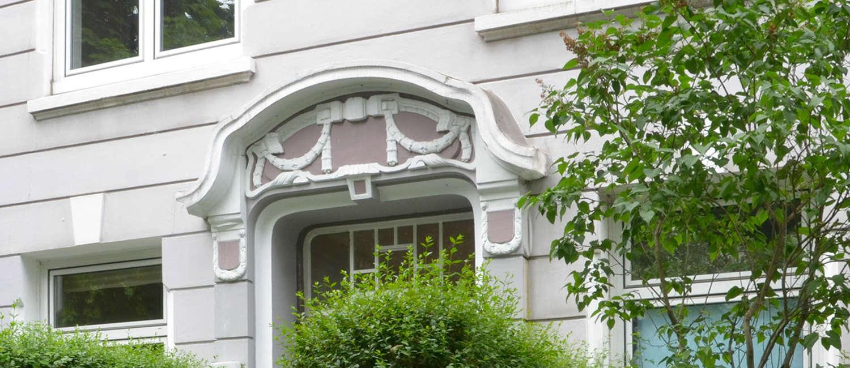 Immobilienverwaltung von Immobilien aus der Gründerzeit