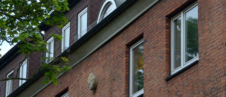Immobilienverwaltung von Immobilien mit Rotklinger bis 1945